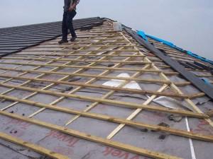 stogo montavimas